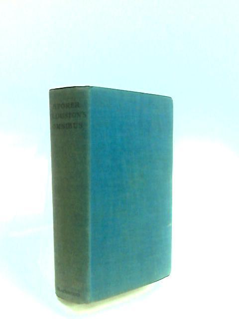 Storer Clouston'S Omnibus by Clouston, Storer