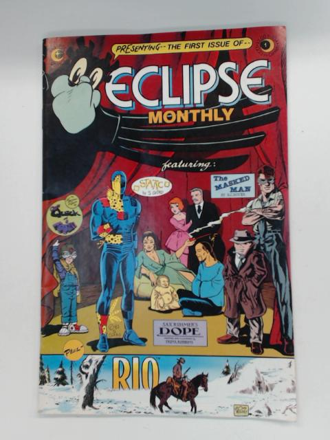 Eclipse Monthly. Vol. 1 No 1 by Various