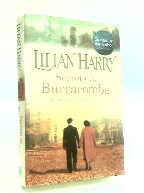 Secrets in Burracombe (Burracombe Novels) by Harry, Lilian