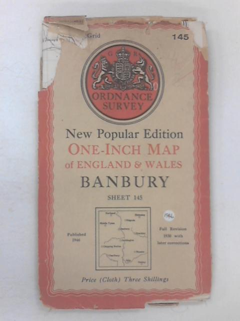 One-Inch Map of Banbury by Ordnance Survey