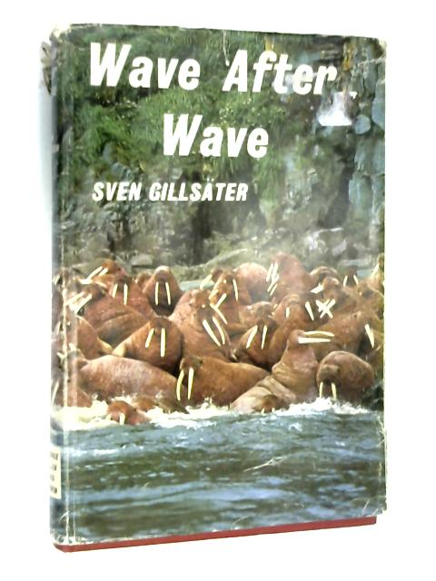 Wave after wave by Sven Gillsater