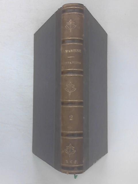 Nouvelles Meditations Poetiques Avec Commentaires by M. de Lamartine