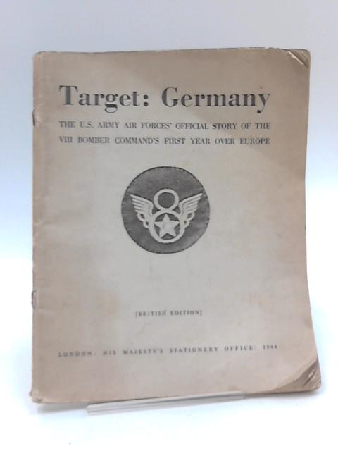Target Germany by Not Stated