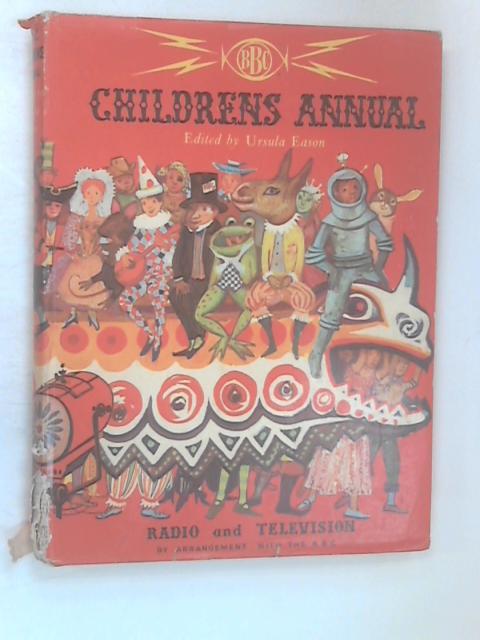 BBC Children's Annual 1959 by Ursula Eason