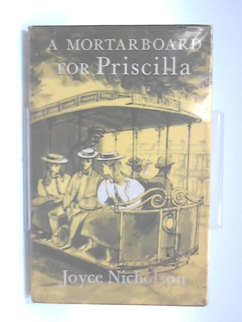 A mortarboard for Priscilla by Joyce Nicholson