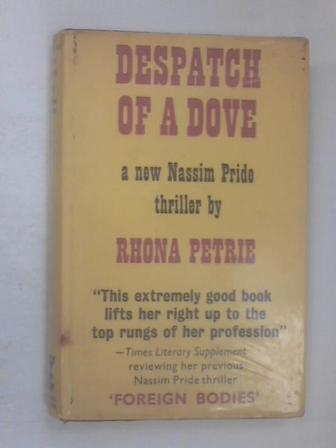 Despatch of a dove by Rhona Petrie