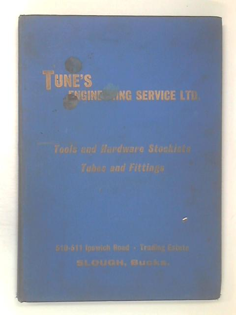 Tune's Engineering Service Tools & Hardware Stockists by Various