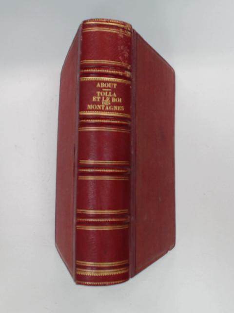 Tolla et Le Roi des Montagnes by About, Edmond