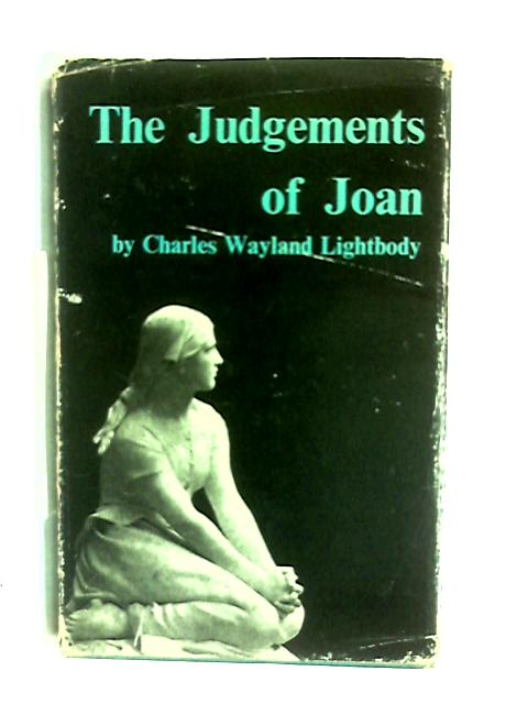 The Judgements of Joan by Charles Wayland Lightbody