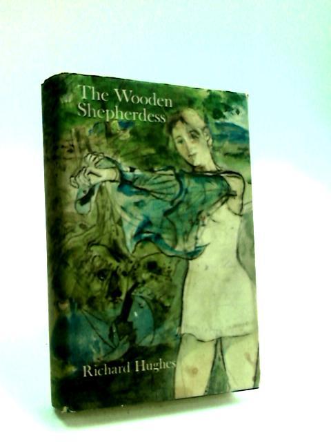 Wooden Shepherdess by Hughes, Richard