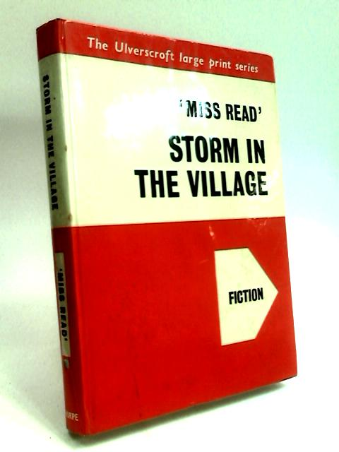 Storm in the Village by Read, Miss.
