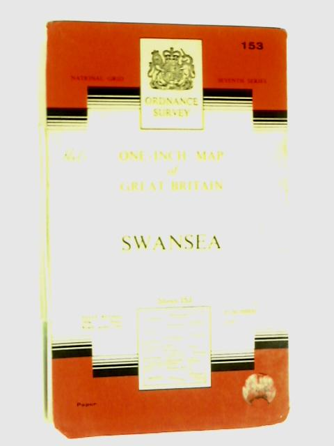 Ordnance Survey One-Inch Map of Great Britain Swansea by Anon