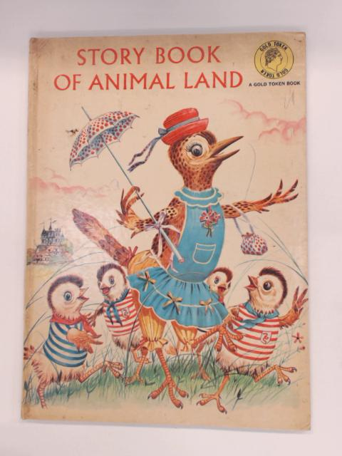 Story Book of Animal Land by Robert Borghi