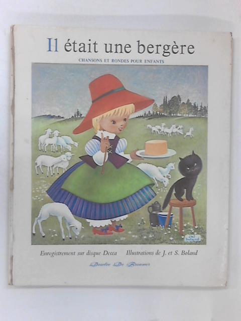 Il Etait une Bergere by Boland
