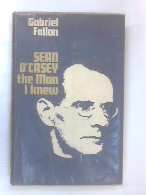 Sean O'Casey by Fallon, Gabriel