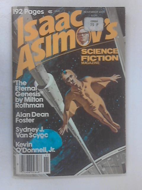 Asimov Science Fiction November 1979 by Various