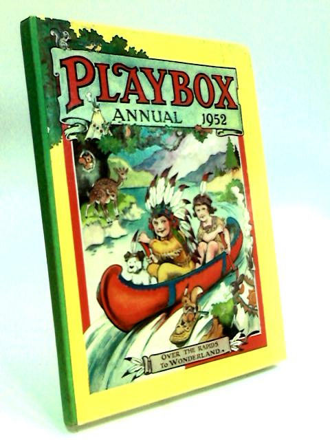Playbox Annual. 1952. by Various