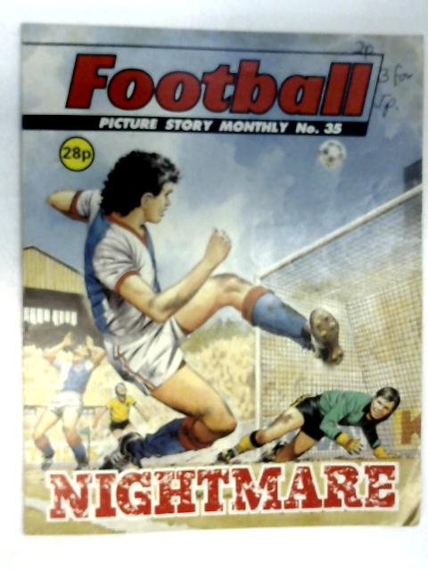 Football Picture Story Monthly No. 35 Nightmare by Unknown