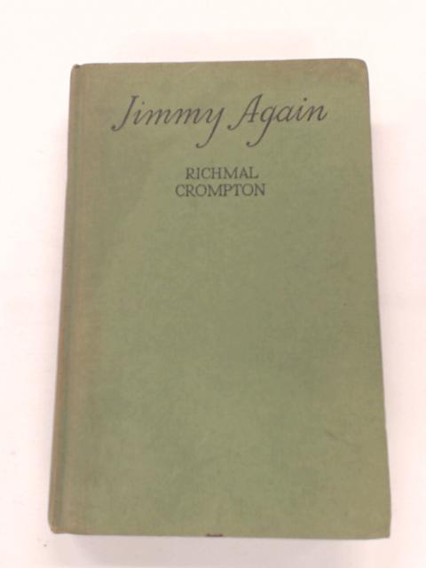 Jimmy Again By Richmal Crompton