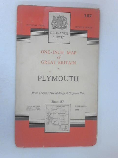 Ordnance Survey One-Inch Map of Plymouth by Various