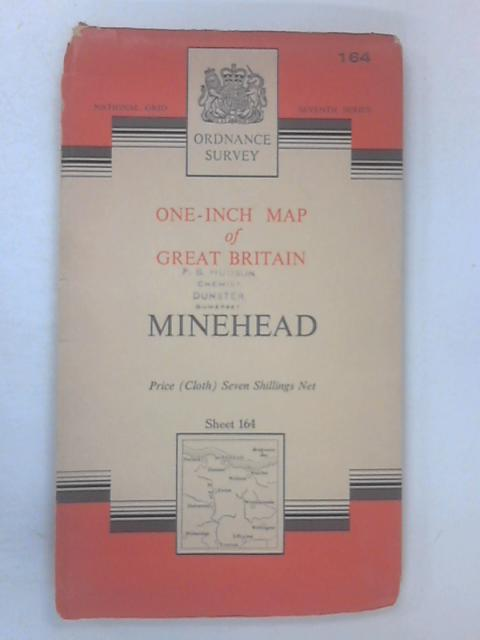 One-inch Map of Minehead, Sheet 164 by Various
