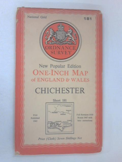 Ordnance Survey One-Inch Map of Chichester by Various