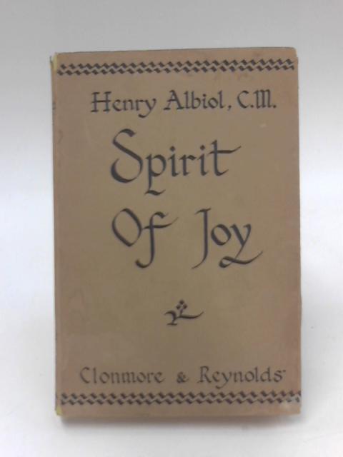 Spirit of Joy by Albiol Henry