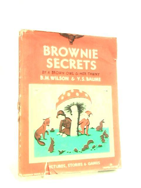 Brownie secrets by Wilson, B. M.