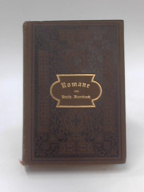 Romane 1 - 2 by Berthold Auerbach