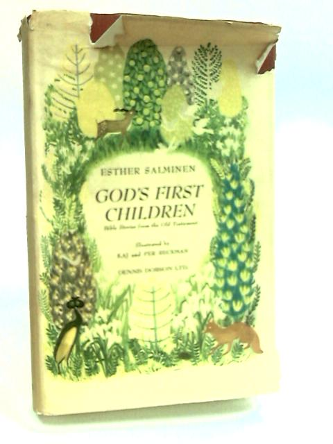 God'S First Children - Bible Stories From The Old Testament. by Salminen, Esther
