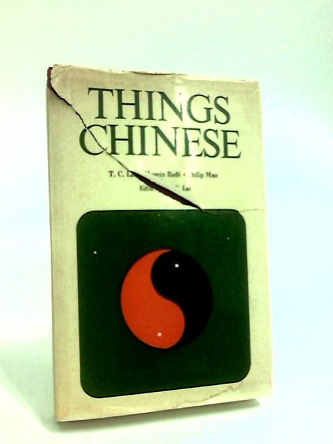 Things Chinese by Lai, Rofe and Mao