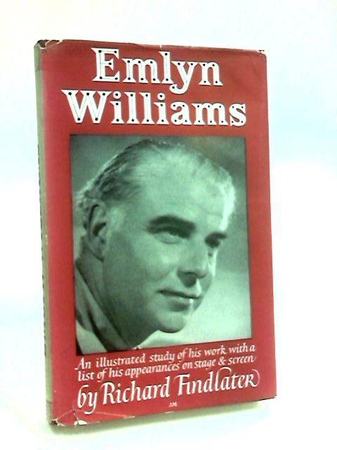 Emlyn Williams by Findlater, Richard