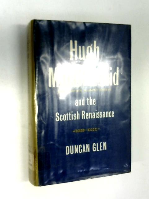Hugh MacDiarmid by Duncan Glen