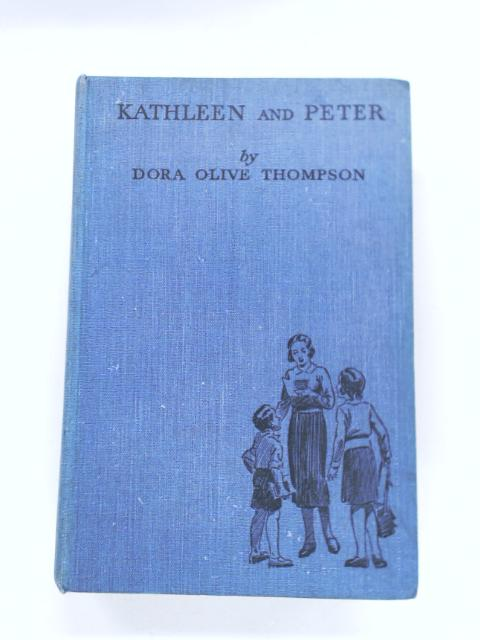 Kathleen and Peter by Thompson, Dora Olive