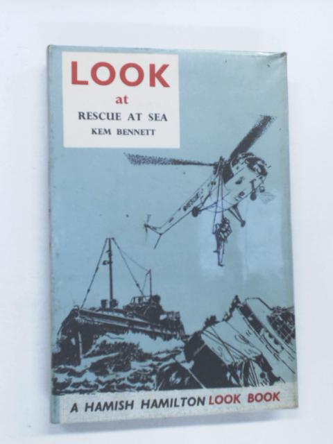 Look at Rescue at Sea by Kem Bennett