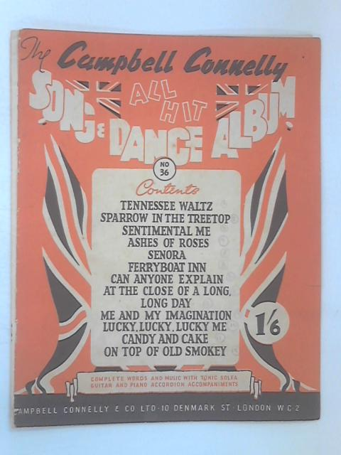 The Campbell Connelly All Hit Song & Dance Album No. 36 by Various