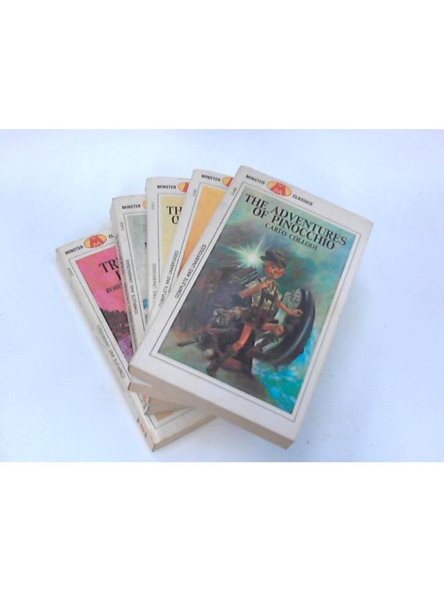 Five Children's Adventure stories by Various