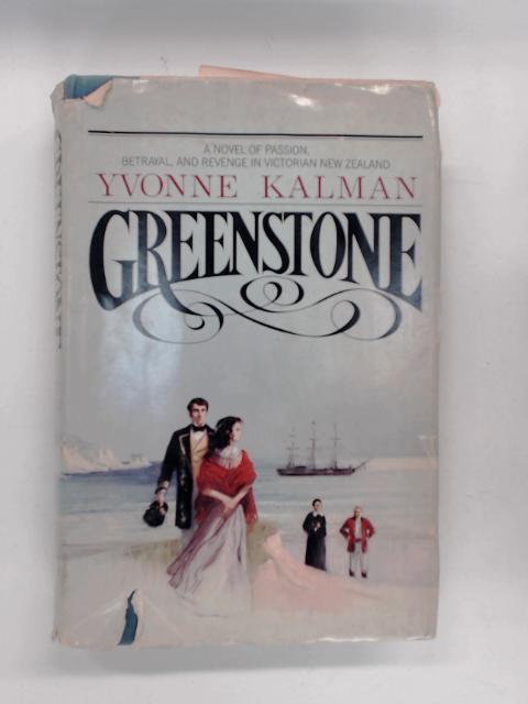 Greenstone by Kalman, Yvonne