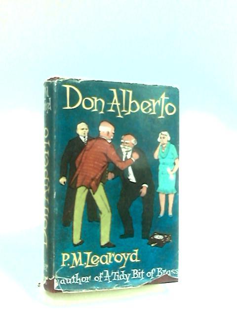 Don Alberto by Learoyd, Philip Mervyn
