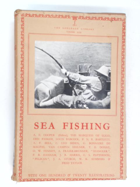 Sea Fishing. Volume XVII by Various