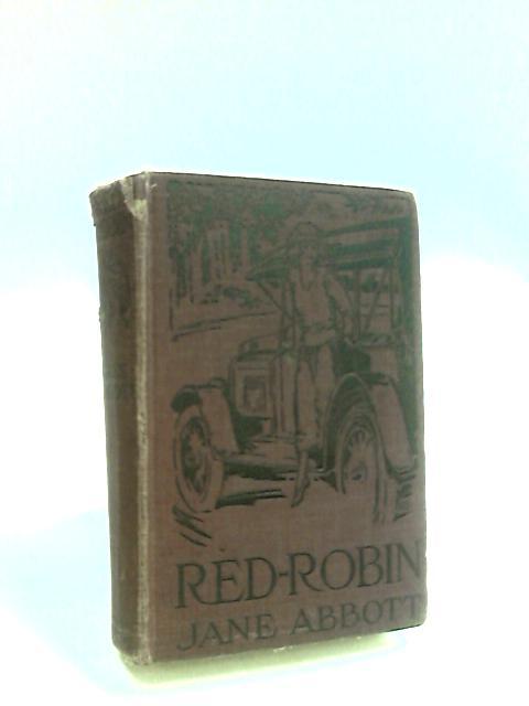 Red-Robin by Abbott, Jane