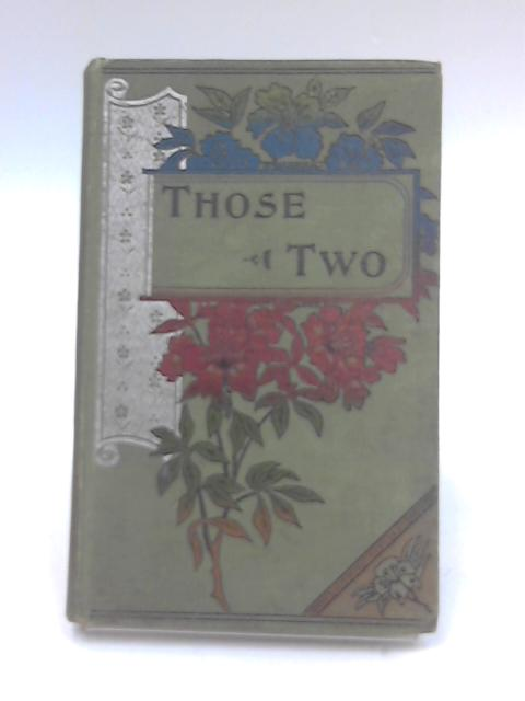 Those Two by Emily Dibdin