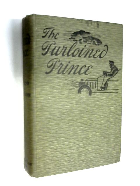 The Purloined Prince by Edgar Turner