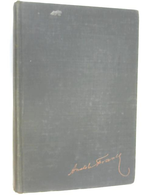 The Anatole France Omnibus by France, Anatole