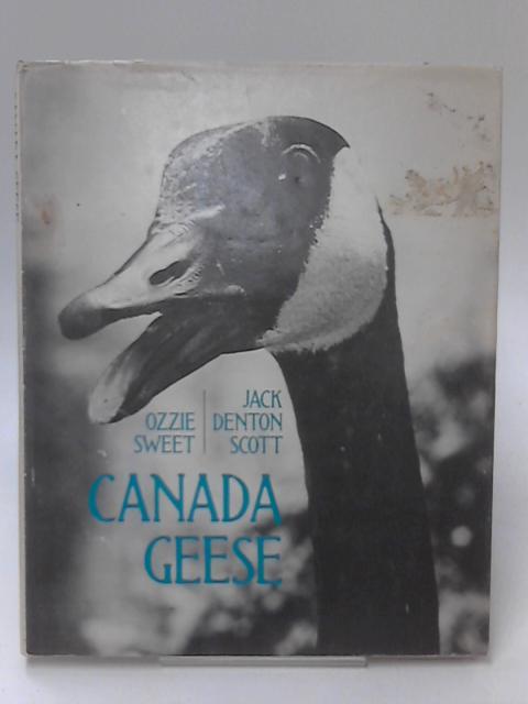 Canada Geese by Jack Denton Scott & Ozzie Sweet