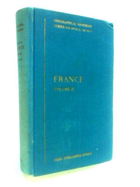 France Volume III by Anon
