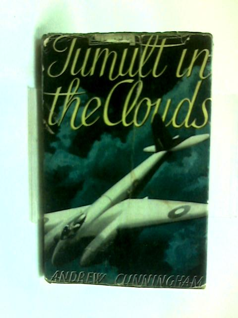 Tumult in the clouds by Andrew Cunningham