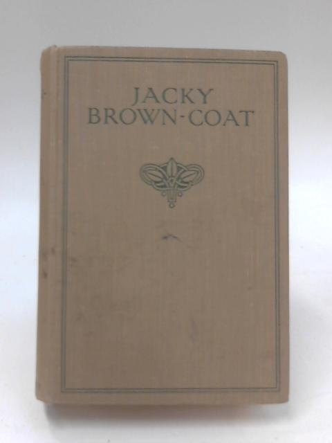 The Adventures of Jacky Brown-Coat by Annette Joelson