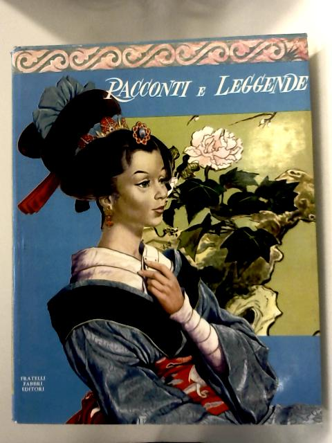 Racconti E. Leggende. Volume 3 by Unknown