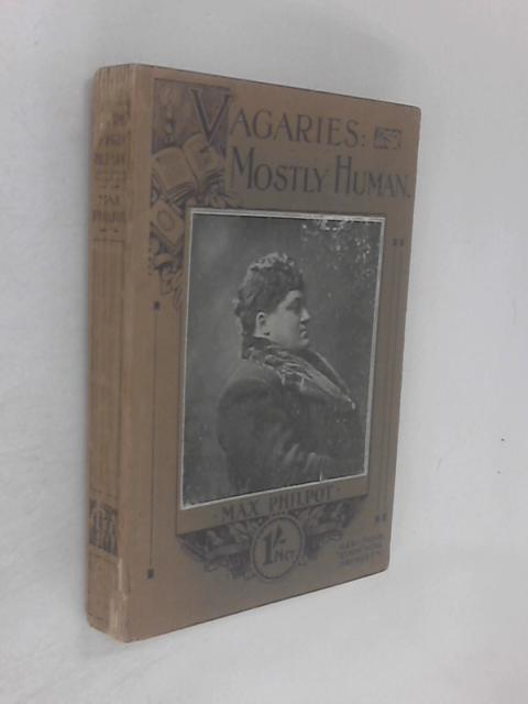 Vagaries mostly human by Philpot